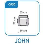 John fotel, kanape-shop.hu