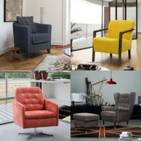 Fotel Cabriolet kollekció
