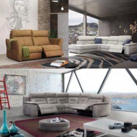 Premium New Comfort ülőgarnitúra kollekció
