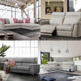 Ülőgarnitúra, ülőgarnitúrák, ágyazható ülőgarnitúrák, kanapék ...