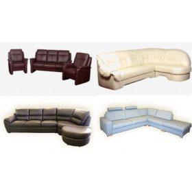 Traditional leather line ülőgarnitúra kollekció