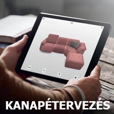 Kanapé tervezés