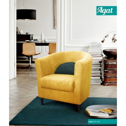 Agat fotel Antara huzat - kanape-shop.hu