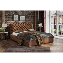 Manchester kárpitozott ágy
