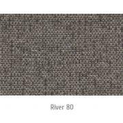 River 80 szövet