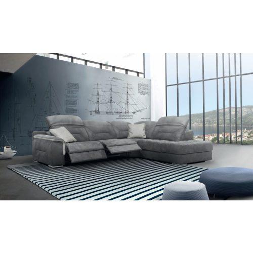 Vasco 2 személyes kanapé 1 karral jobb