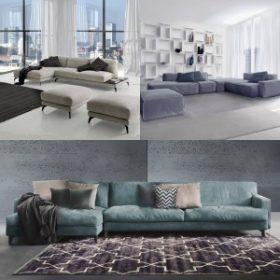 Modern Design ülőgarnitúra kollekció