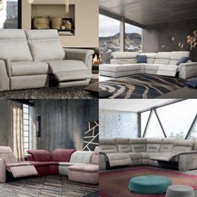 Elektromos relax kanapé