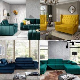 Basic Design ülőgarnitúra kollekció