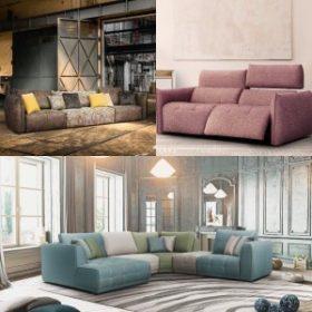 New Design ülőgarnitúra kollekció