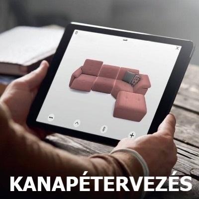 Kanapé tervezési szolgáltatás